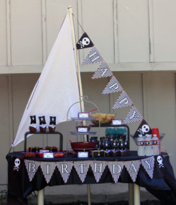 Read more about the article Pirate Themed Party on a $70 Budget Part 1
