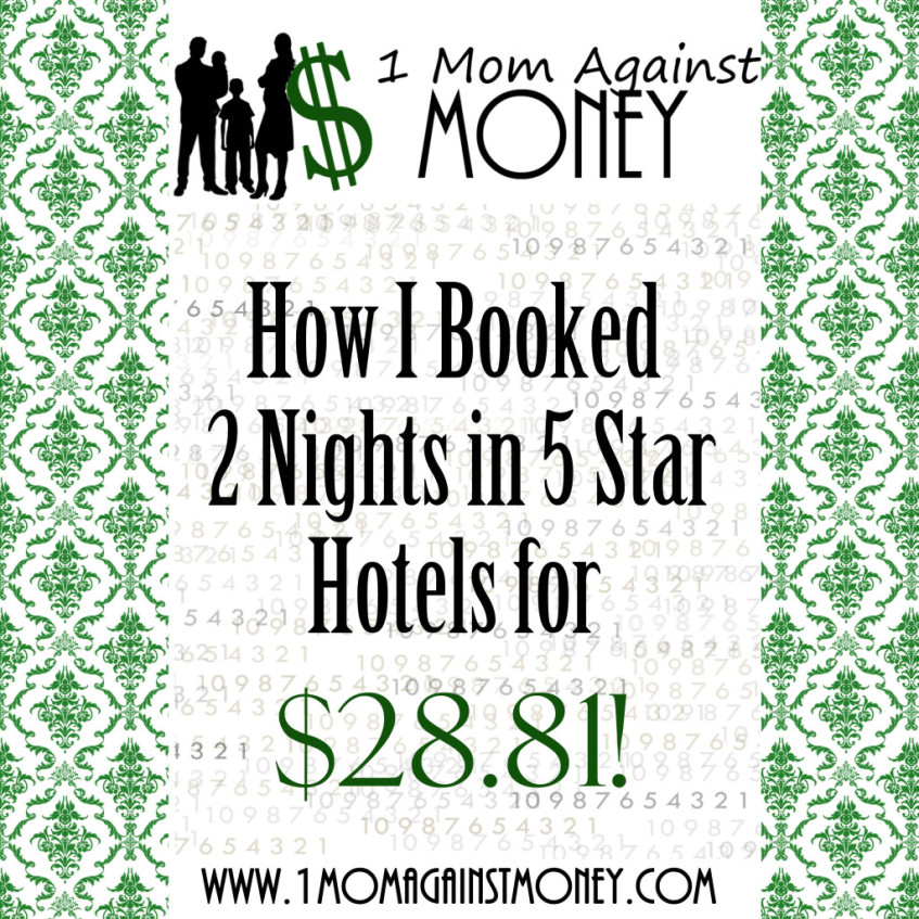 How I Booked 2 Nights