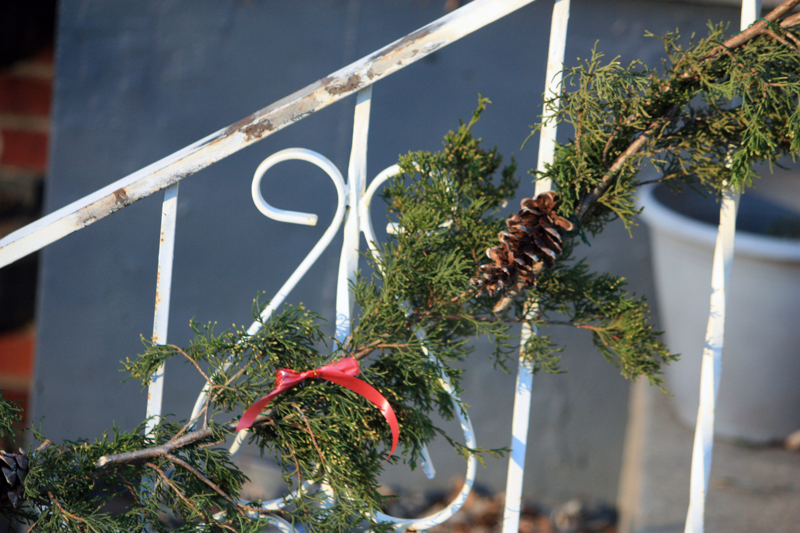 You are currently viewing Almost Free Christmas Garland
