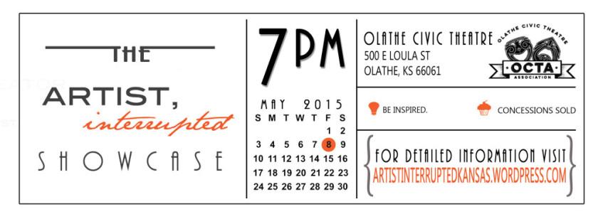2015 Showcase Invite