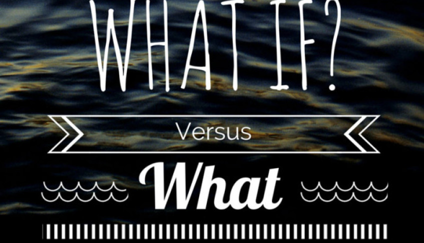 What If Versus What is Best