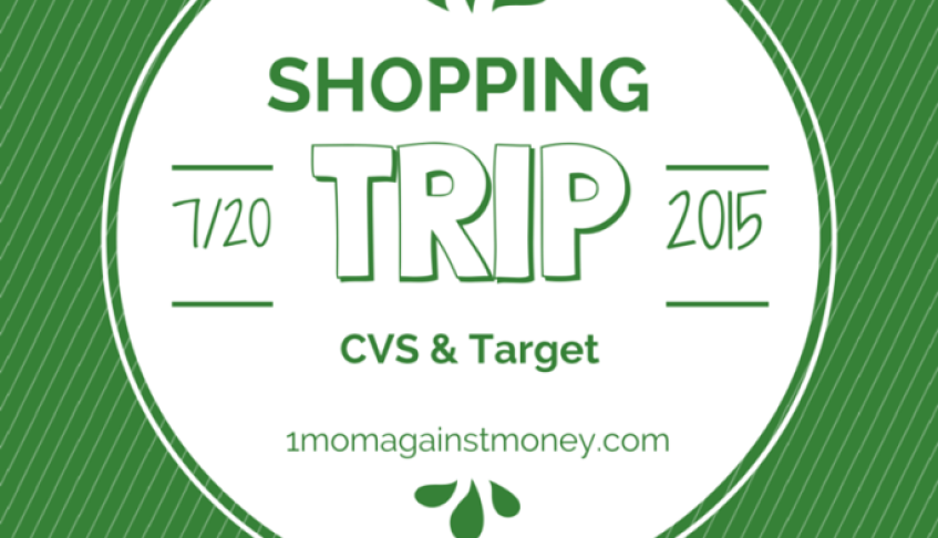Shopping Trip For  7-20-15