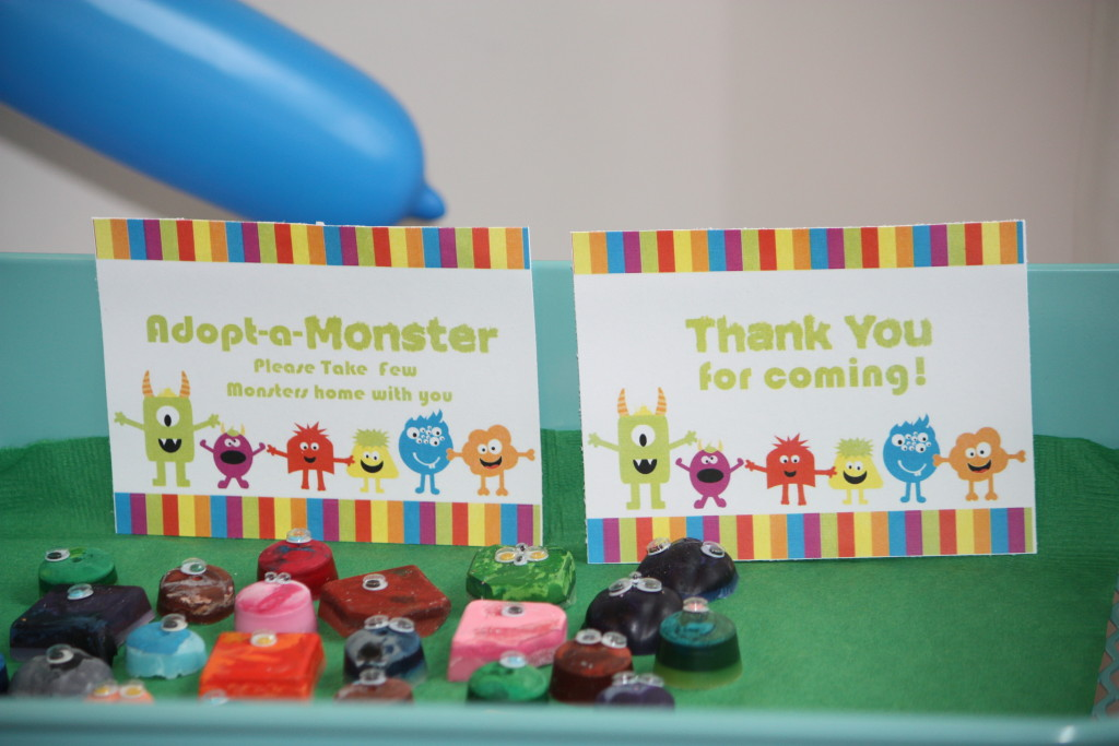 Monster-crayons-thank-you-gift