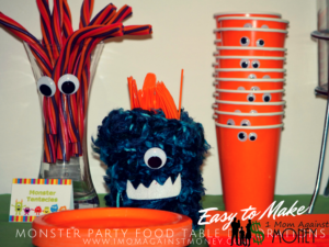 Monster Party Monster Containers