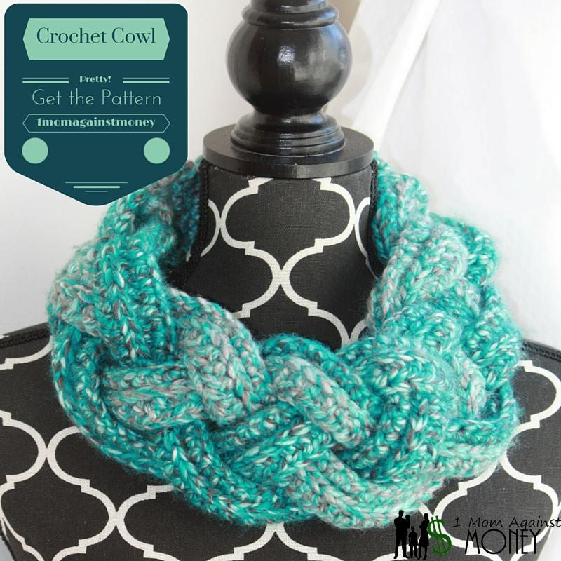 Read more about the article Braided Crochet Cowl