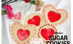 Window Sugar Cookies
