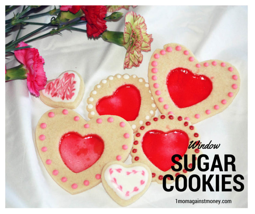 Window Sugar Cookies