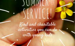 Kind and Charitable Activities For Young Kids