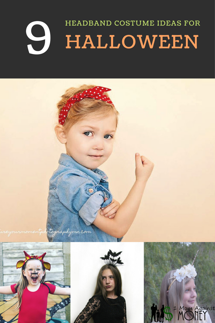 Easy Headband Costume Ideas Inspired by Etsy Finds