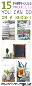 Inspiring Budget Friendly Farmhouse Style Decor