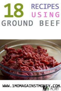 Batch Cooking: Ground Beef