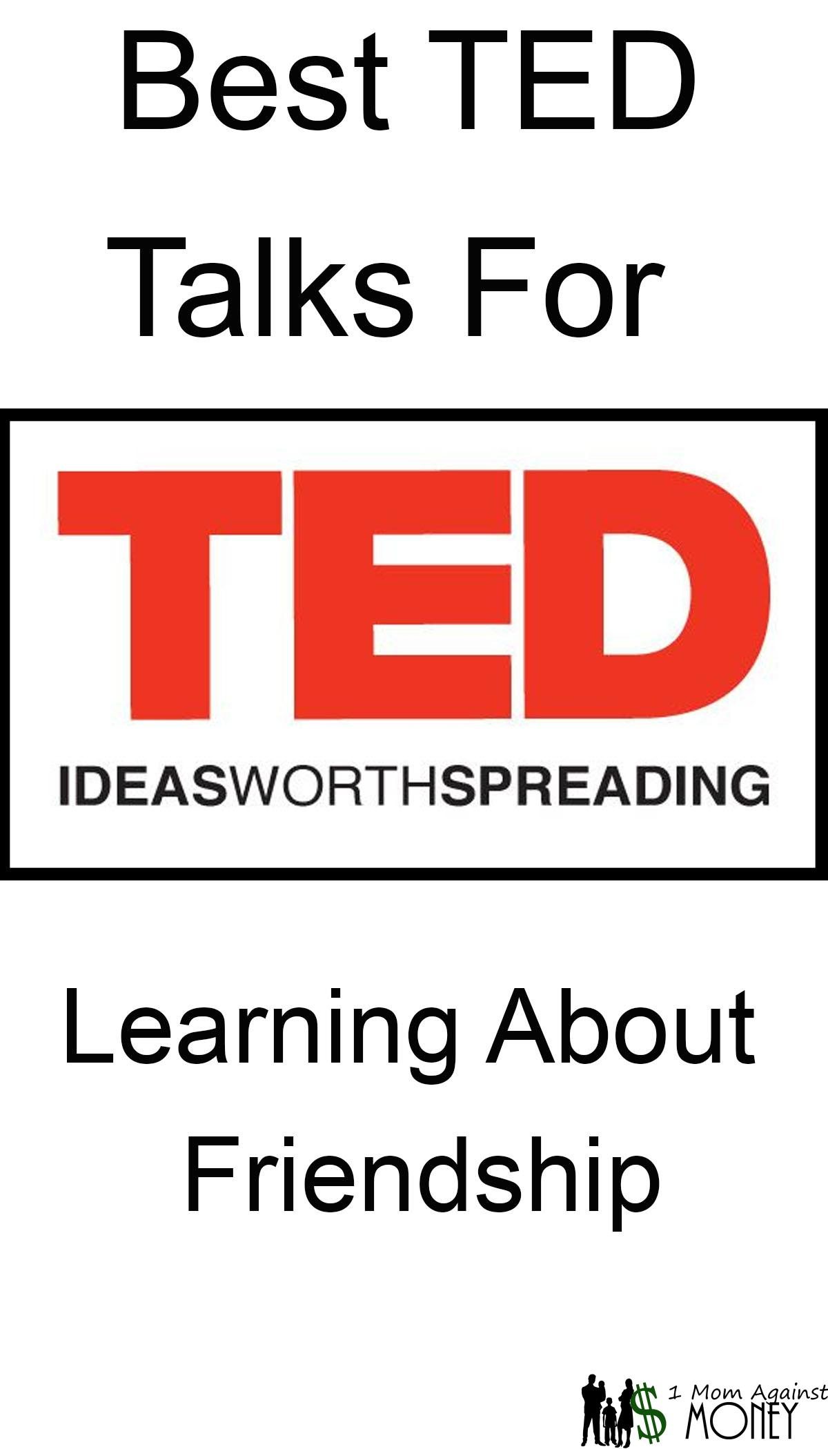 Read more about the article TED Talks About Friendship