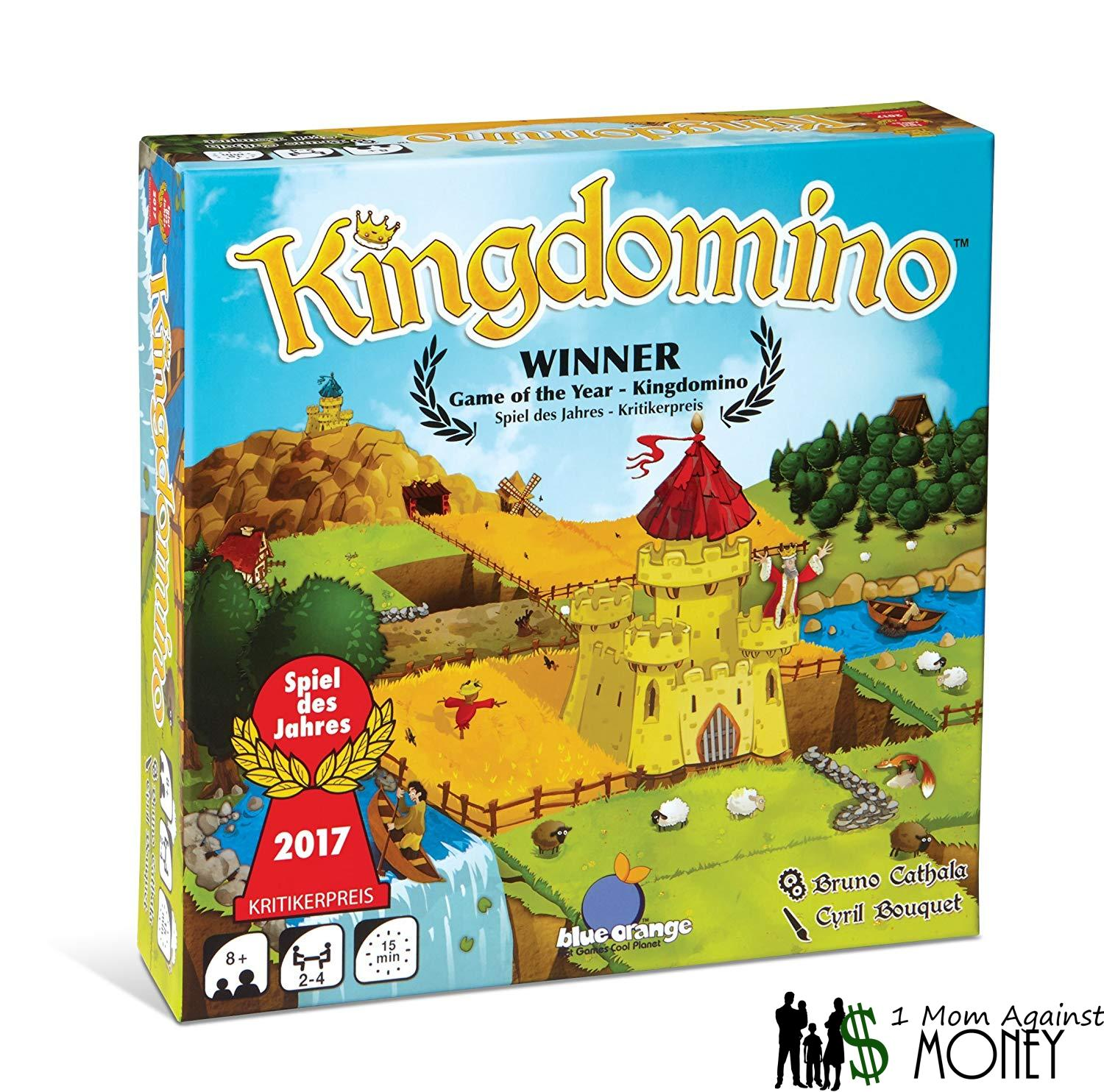 Kingdomino: Family Board Game Recommendation