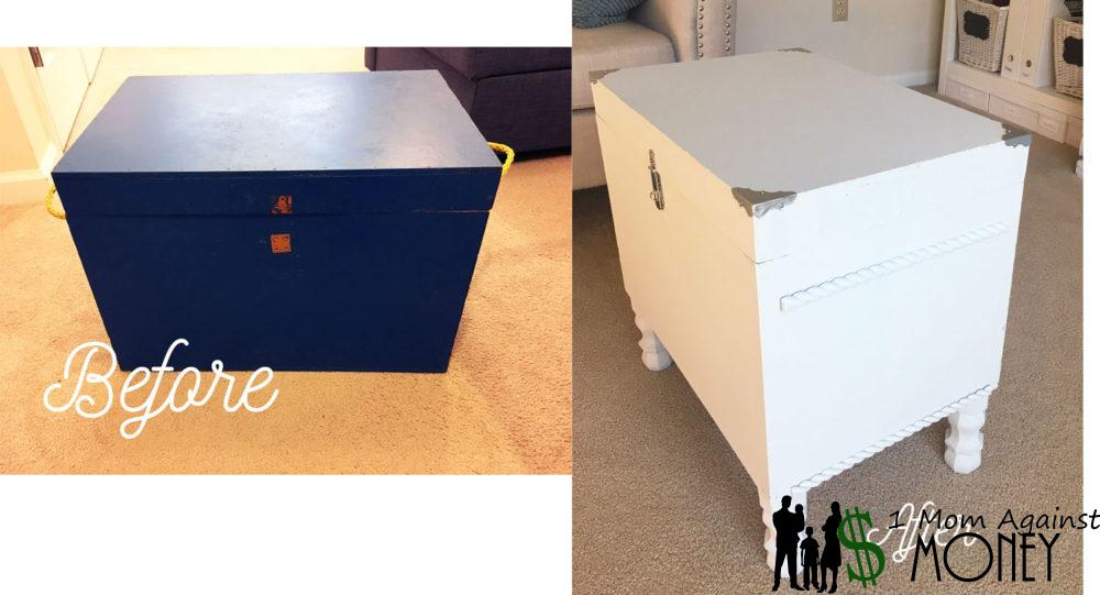 Read more about the article Old Trunk Gets a New Life