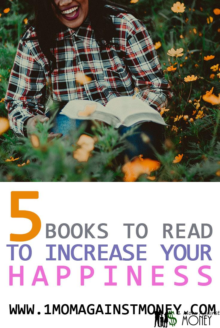 Read more about the article Books to Read To Increase Your Happiness