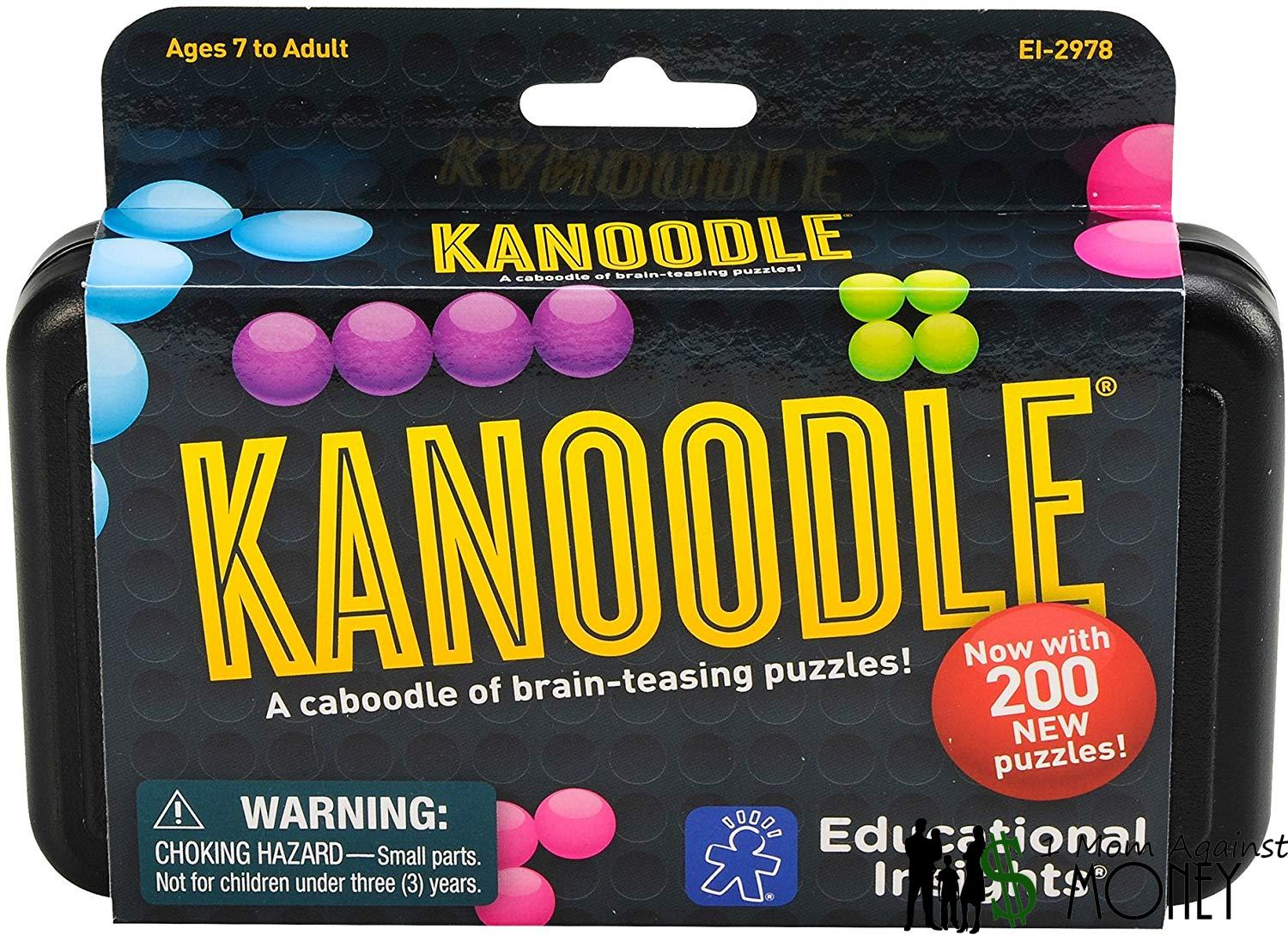 Read more about the article Critical Reasoning Building Game: Kanoodle