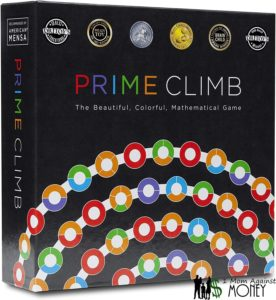 Prime Climb: A Fun Math Game