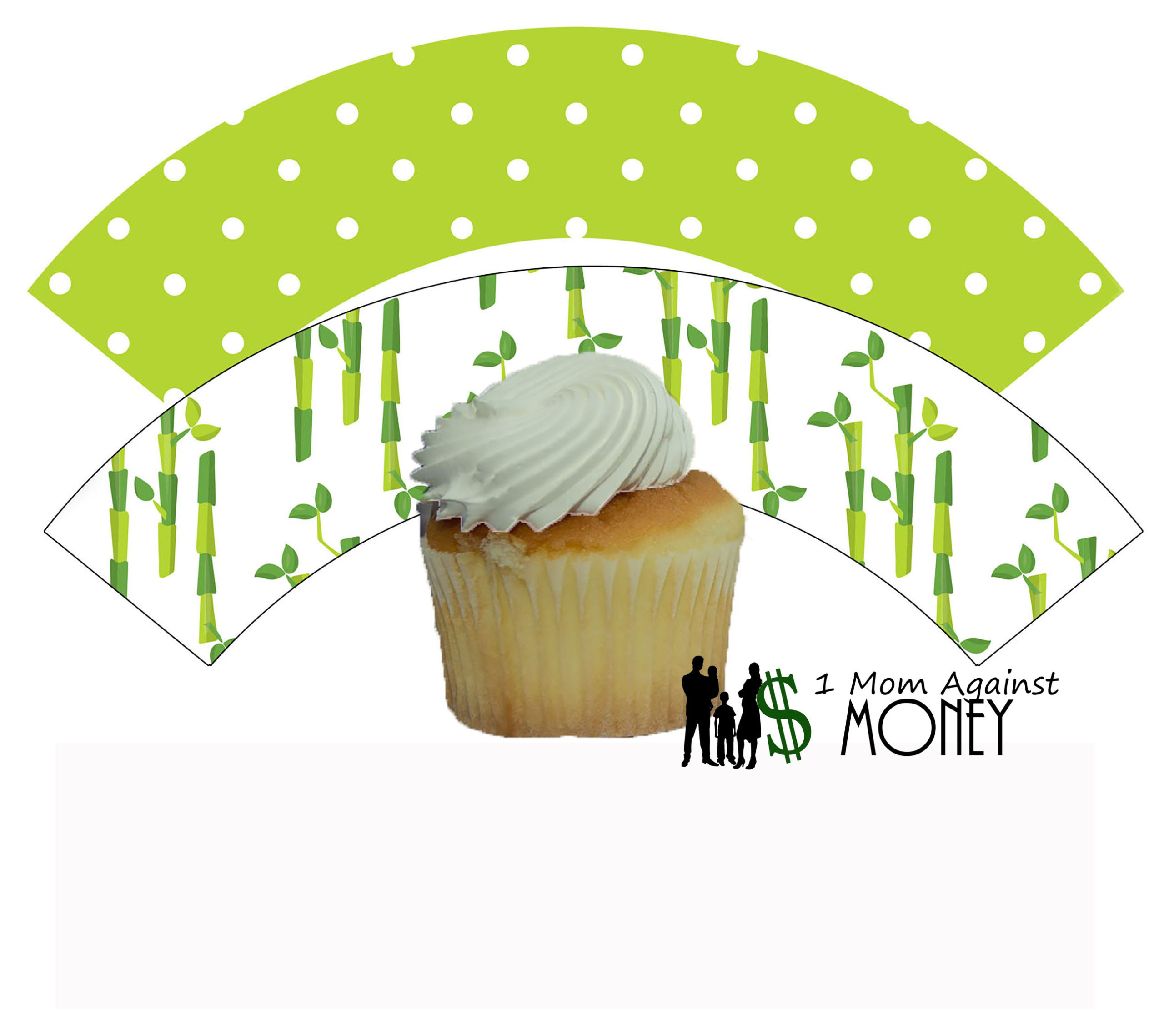 Read more about the article Bamboo Panda Party Cupcake Wrappers FREE!