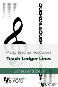 Read more about the article Teaching Ledger Lines In Music