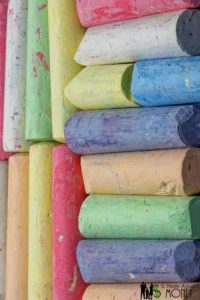 Read more about the article Chalk Art Creativity Prompts