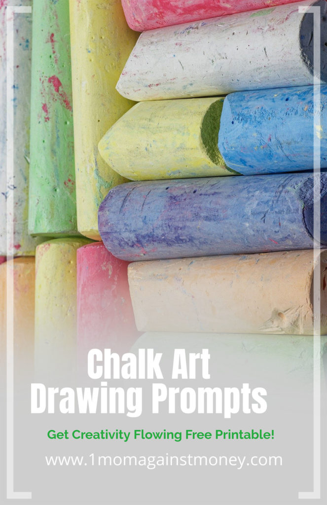 chalk art activities