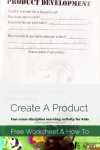 Read more about the article Product Development: Cross Discipline Learning Activity