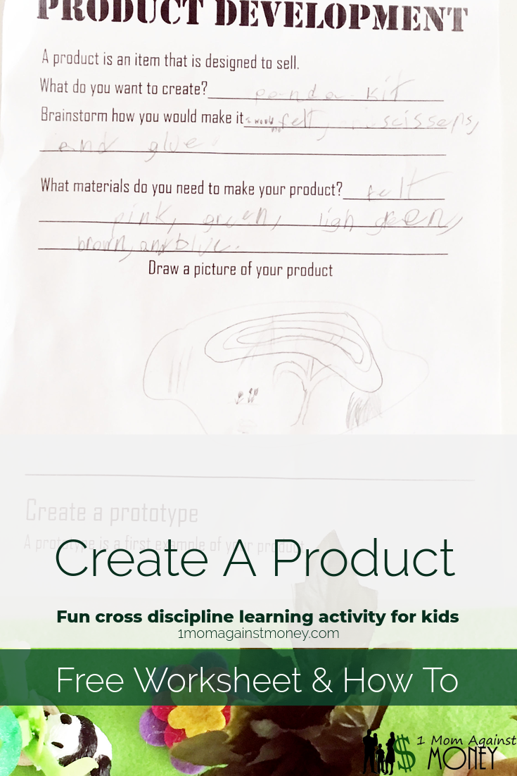 Product Development: Cross Discipline Learning Activity