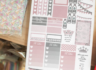 Free Happy Planner Stickers