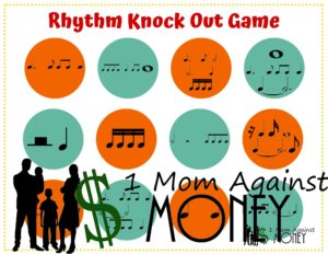 Rhythm Knock Out Game