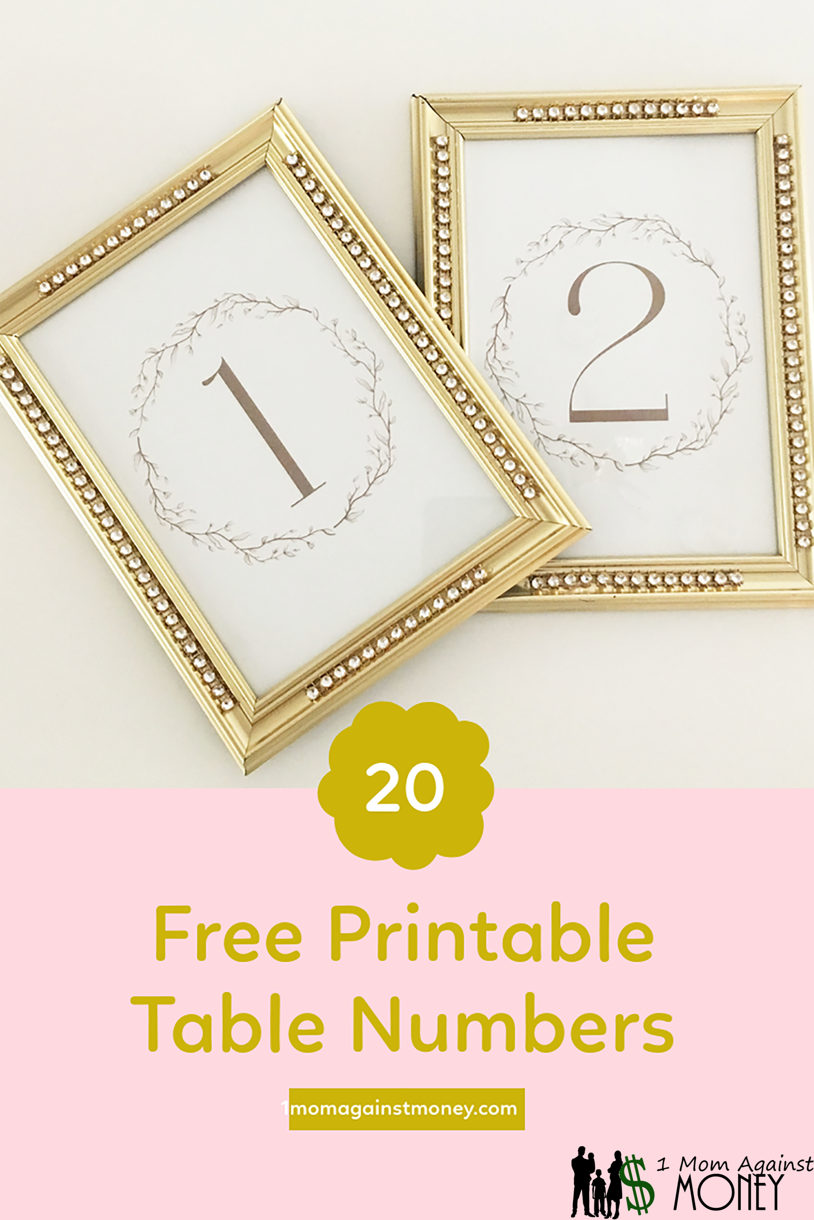 You are currently viewing Free Farmhouse Style Table Numbers