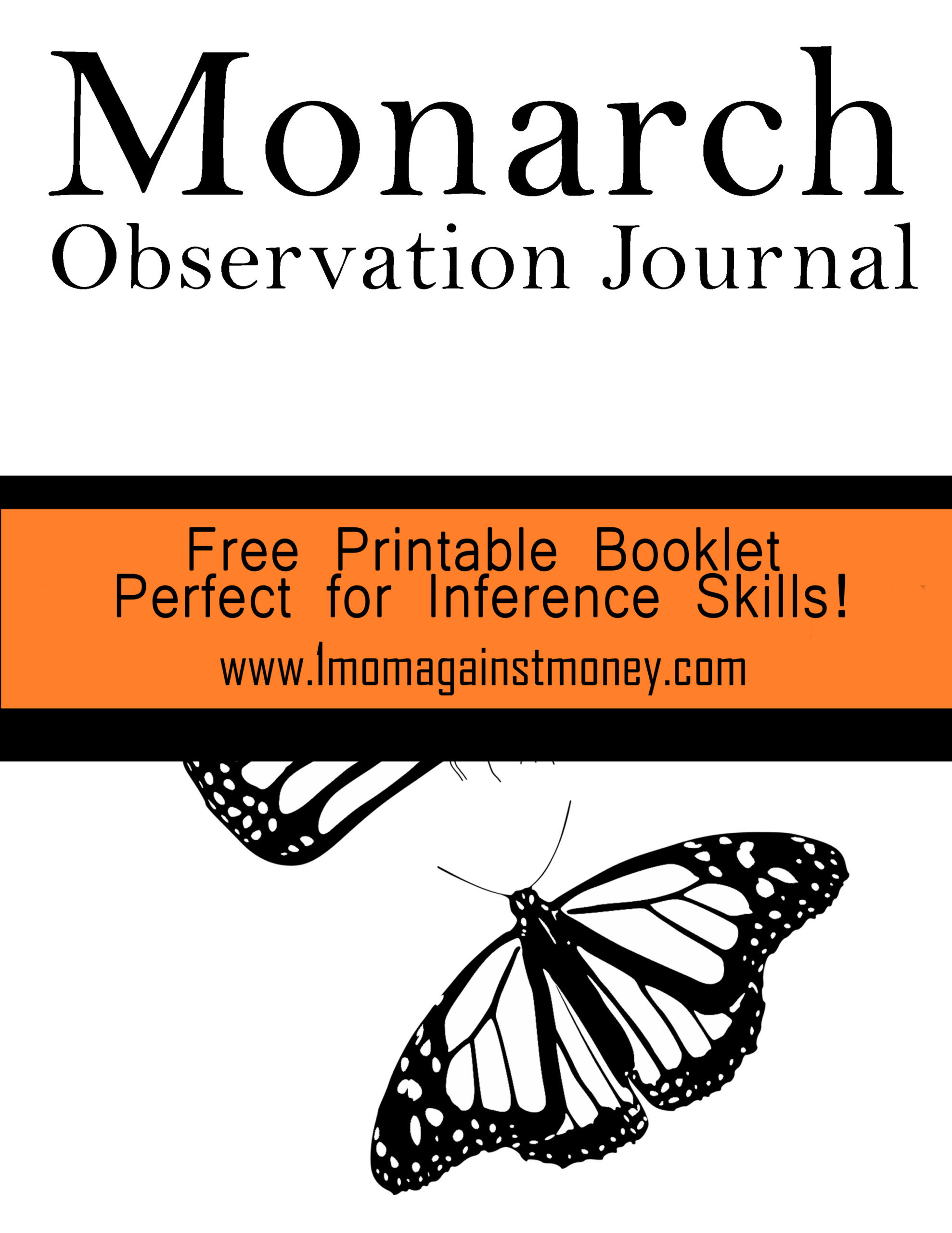 Read more about the article Free Monarch Observation Journal