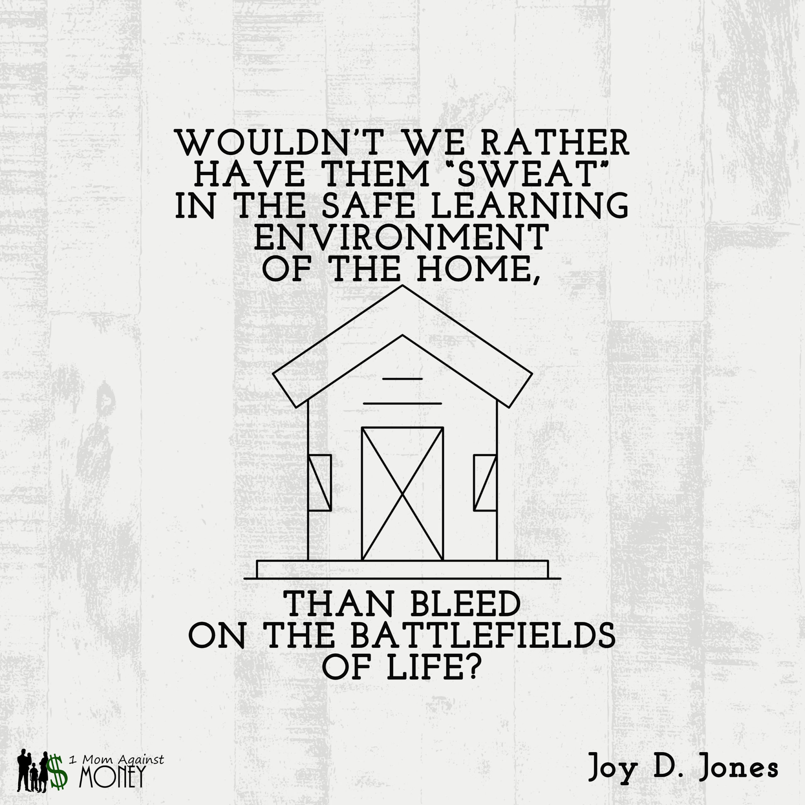 Battlefields of Life Quote