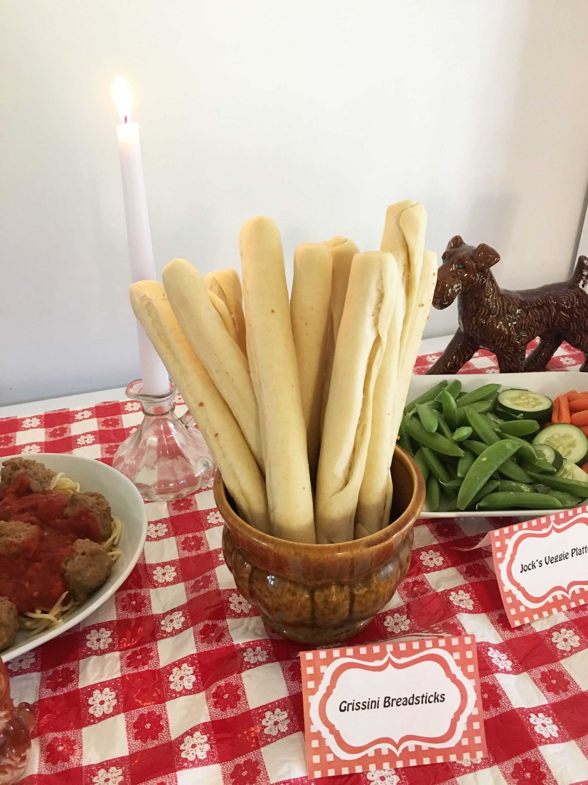 Read more about the article Lady And The Tramp Dinner and Movie Night